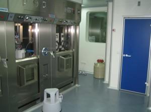 Instalación Radiactiva de Investigación